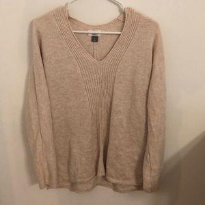 Old Navy blush sweater